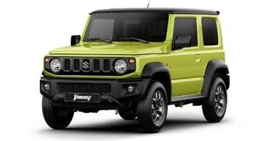Suzuki Jimny 2019 feature