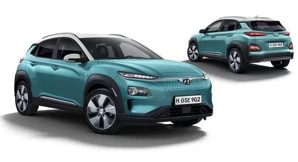 Hyundai Kona indian Electric SUV