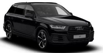Audi Q7 Black edition 2019 feature Image
