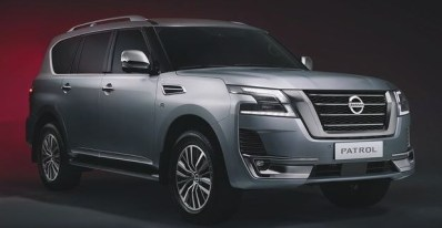 2020 Nissan Patrol Feature Image