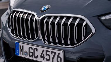 BMW 2 Series Gran Coupe 1st Generation front grille