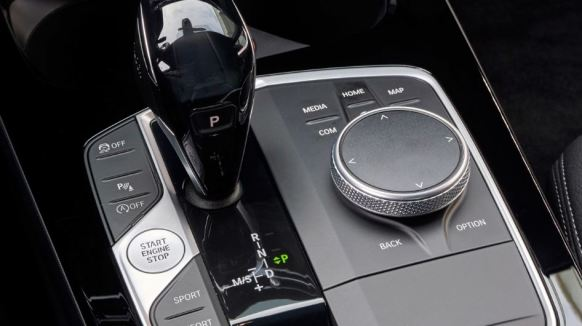 BMW 2 Series Gran Coupe 1st Generation transmission view