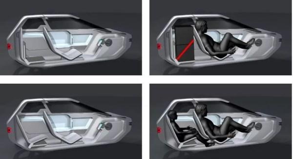 Canyon Capsule Revolutionary e bike car concept complete overview
