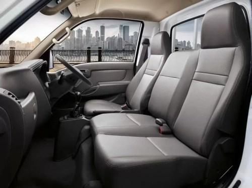 4th Generation Hyundai Porter H 100 Pickup Truck front all seats