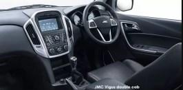 2nd generation jmc vigus 5 pickup truck interior