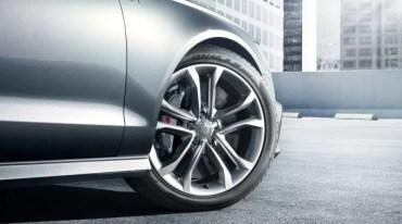 4th generation Audi A6 S6 sedan Alloy wheels