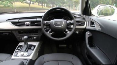 4th generation audi a6 s6 saloon front cabin interior