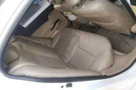 9th generation honda civic rebirth rear seats view