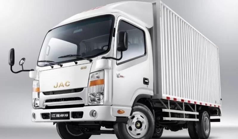 JAC HFC 1042k Pick Truck feature image