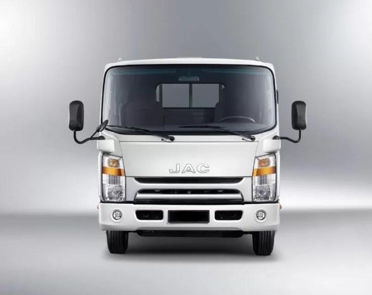 JAC HFC 1042k Pick Truck front view
