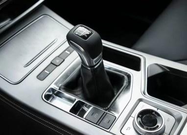 2nd Generation Jetour X70 Plus transmission view