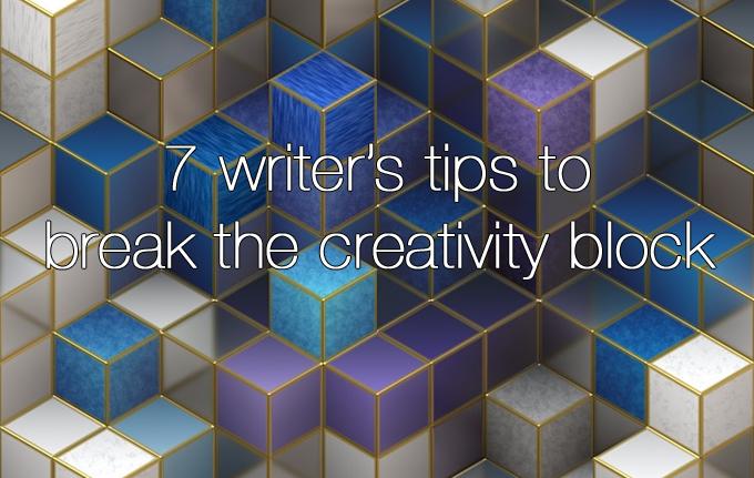 break the creativity block