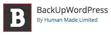 BackupWordPress logo