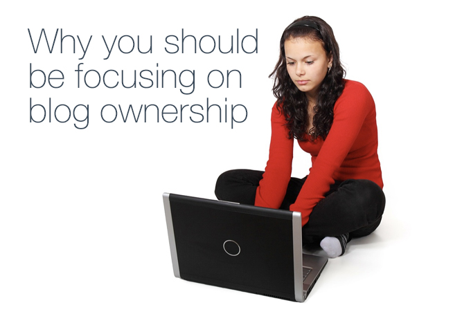 blog ownership