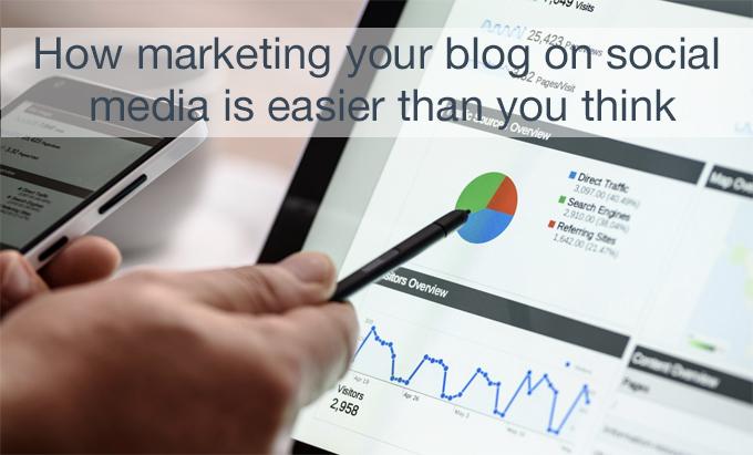 marketing your blog on social media