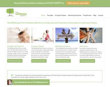 Newbury Wellbeing Centre