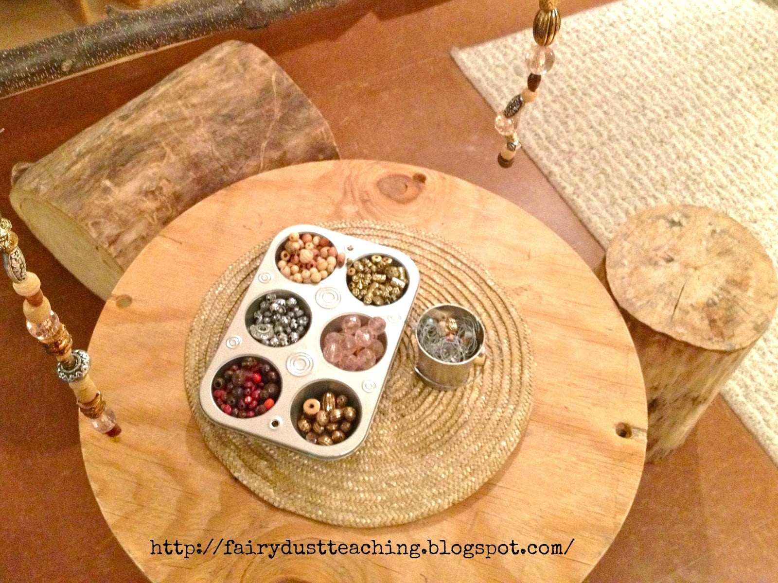 Reggio Inspired Tables