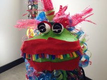 Recycled Chinese Dragon - Fairy Dust Teaching