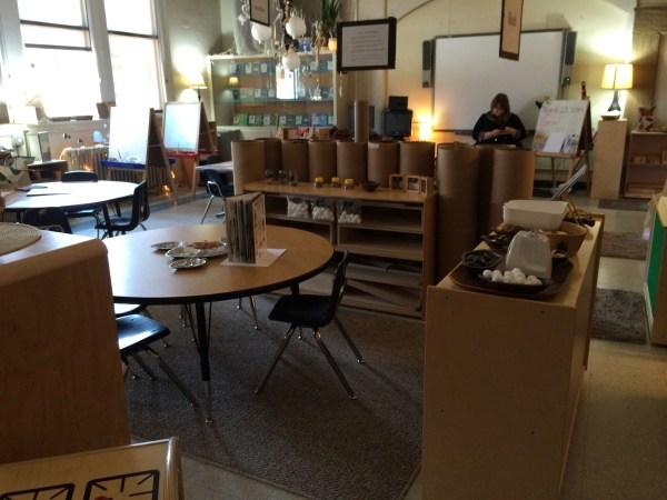 classroom Jennifer's Reggio Inspired Classroom, Part One - Fairy