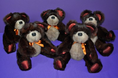 PeckM bears