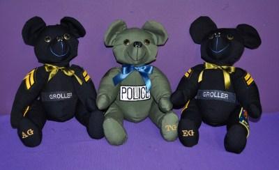 QuirkC bears
