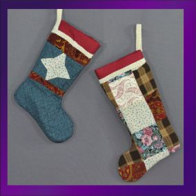 Christmas Stocking 02