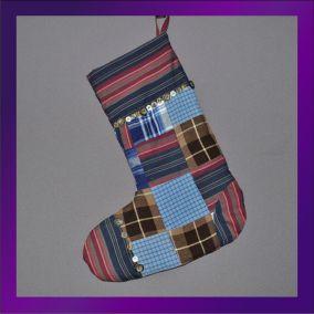 Christmas Stocking 04