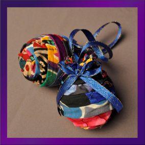 Ornament victorian ball 02