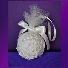 Ornament victorian ball 08