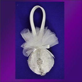 Ornament victorian ball 09