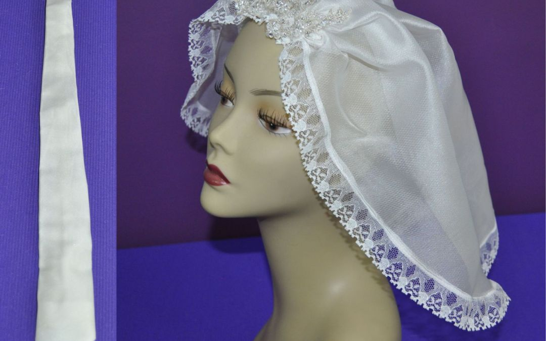 Communion Tie and Veil
