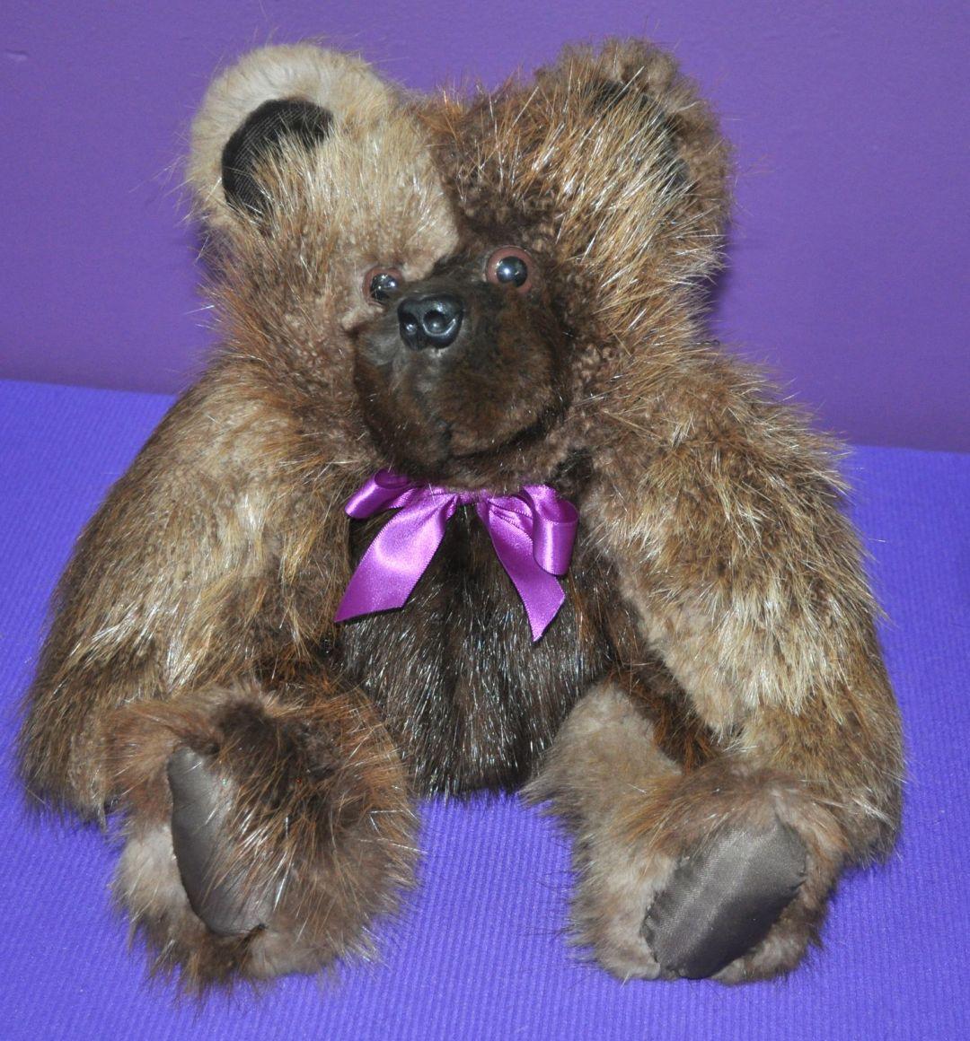 Buster Raccoon Bear 01