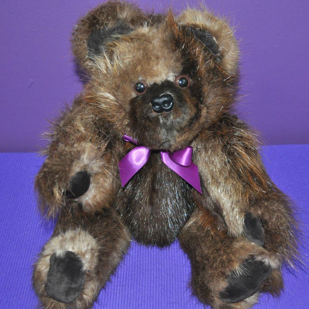 Jasper Raccoon Bear 01
