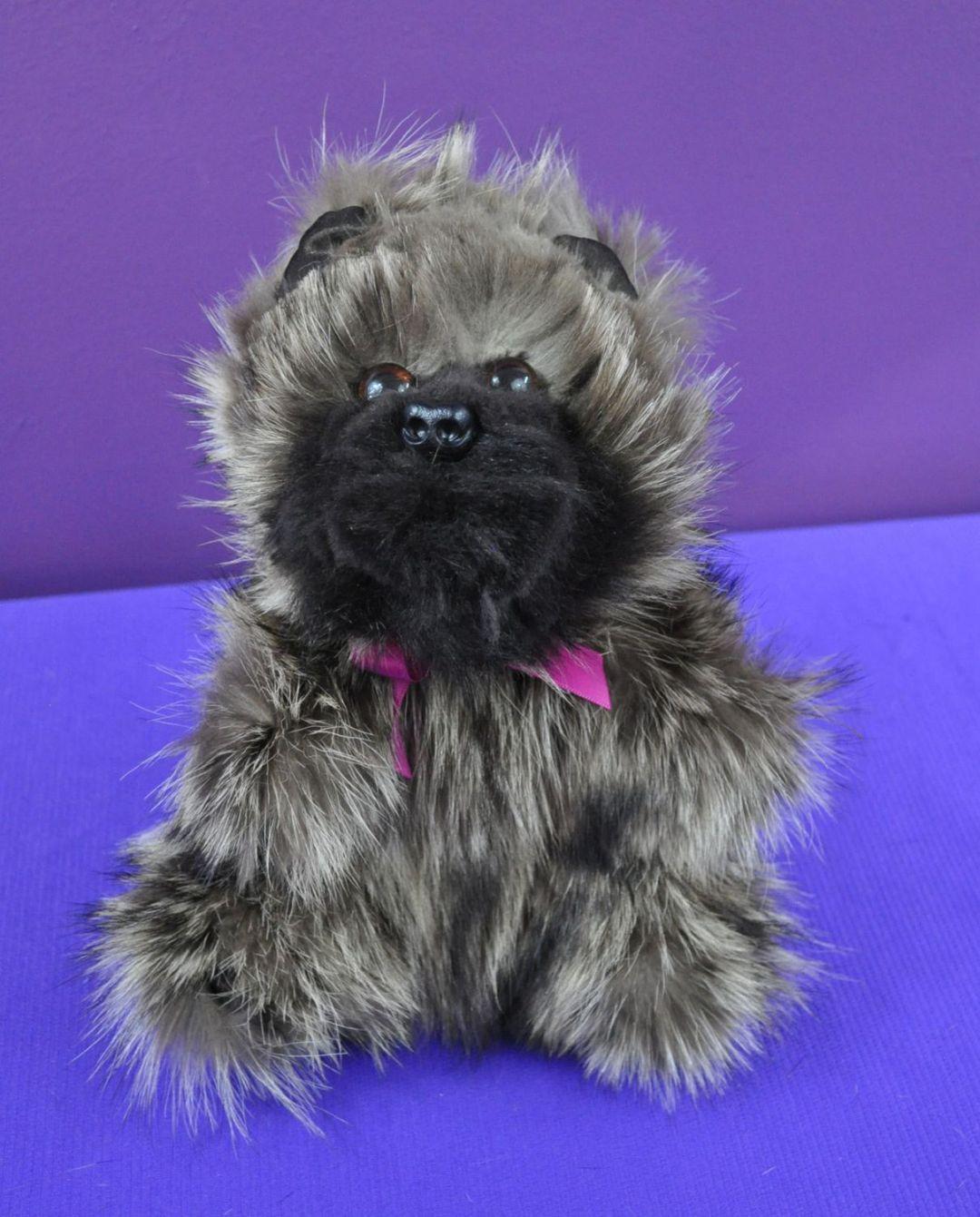 Rocky Bear Puppet01
