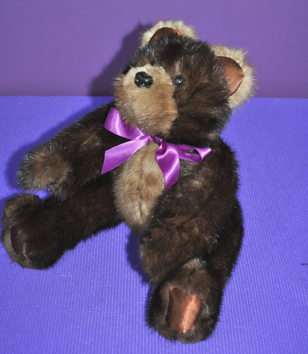 Pacco Mink bear