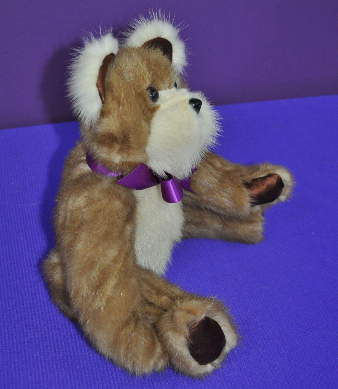 Rusty Mink bear 03
