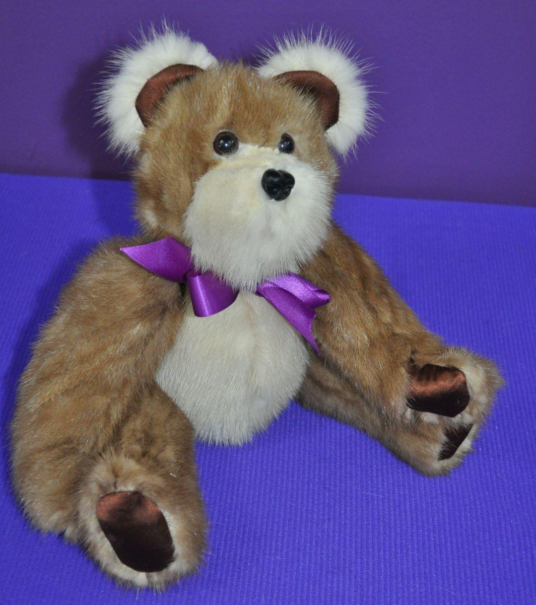 Rusty Mink bear 04