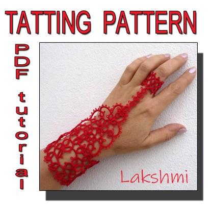Lakshmi tatting pattern