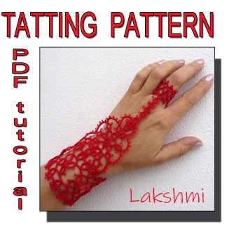 Lakshmi tatting pattern