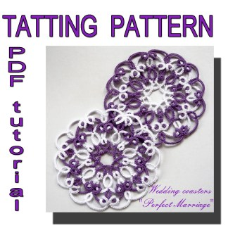 Perfect Marriage tatting pattern