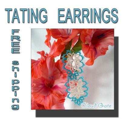 Earrings Cloud Gate