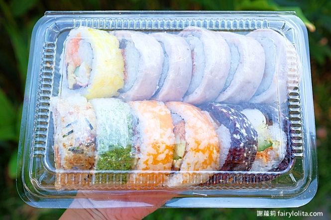 44461311595 a066dbdcea b - 大隆路壽司(小丸子壽司)   每天只賣3.5小時,一開店立馬大爆滿、天天大排長龍為了只吃它!
