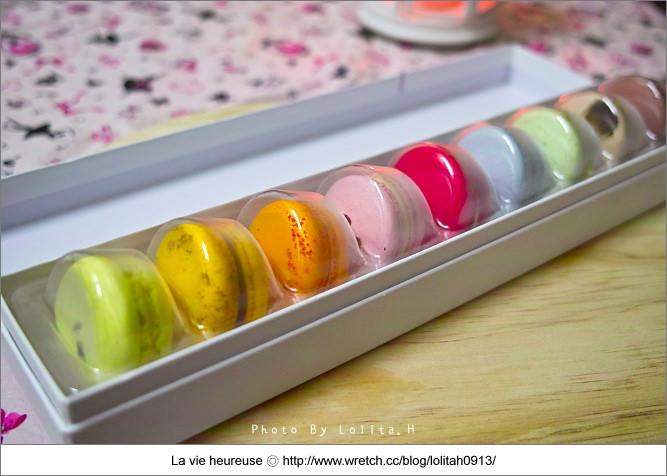 《高雄♥甜點》Le Plaisir 貝喜樂馬卡龍。時尚夢幻的法式甜點兒~ – 蹦啾♥謝蘿莉 La vie heureuse
