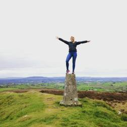 That is me on the Trig post