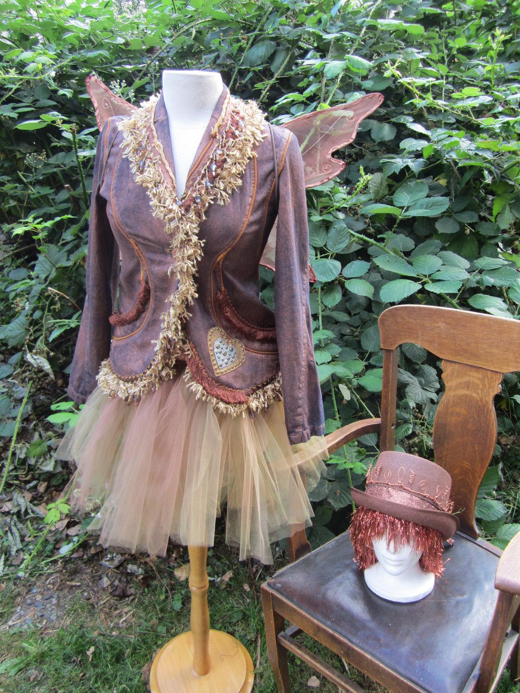 Steampunk Fairy Via Karen Yaremkewich Of Endure Designs