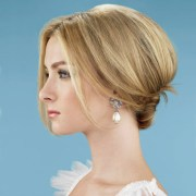 penteado para noiva de cabelo curto