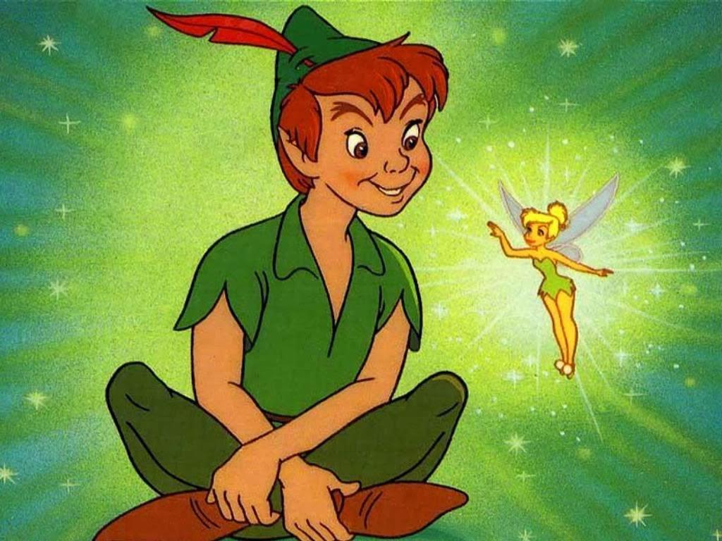 Peter Pan's mid-life crisis