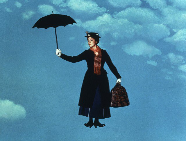 Mary Poppins:  Life before No. 17 Cherry Tree Lane