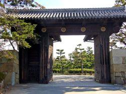 Himeji: Portões de Entrada