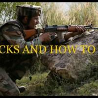 URI Attacks in Jammu and Kashmir